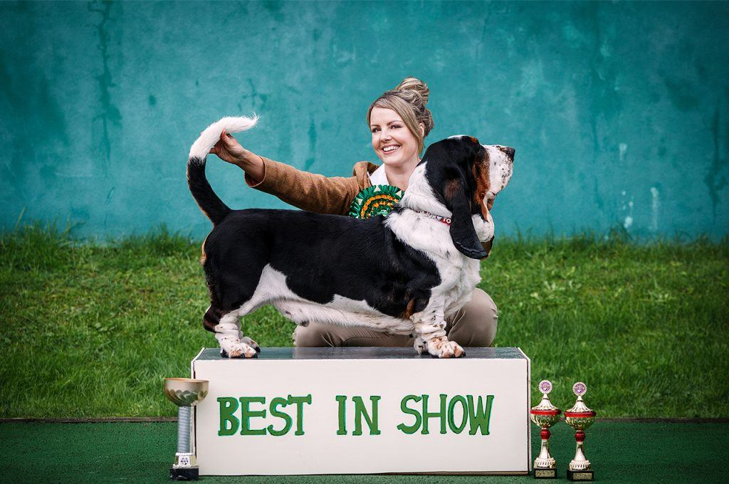 Victoria Melody and Major Tom - Best in Show