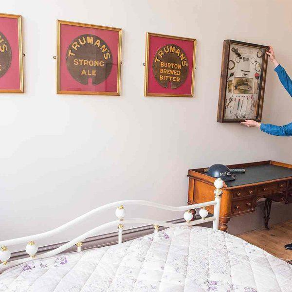Victoria Melody: Provenance - Making of the Battersea Arts Centre bedrooms