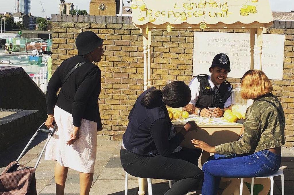 LemonAID Response Unit